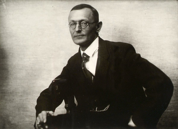 Hermann Hesse 1904-1912 in Gaienhofen