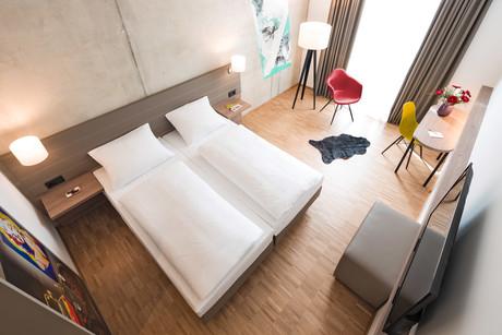 Hotel Trezor Doppelzimmer | Herbst-Hopping 2020
