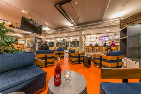 Hostel Art & Style Lobby   Herbst-Hopping 2020