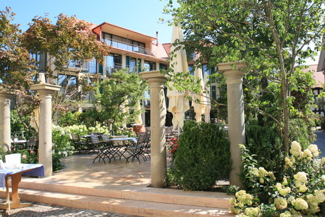 Garten Hotel Hirschen