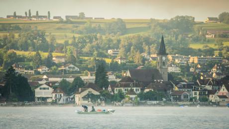 Bodensee-Fischwochen   Pressebild Fischer am Untersee 5