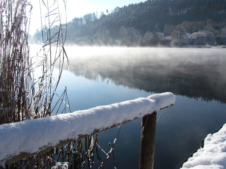 Steißlinger See Winter 2
