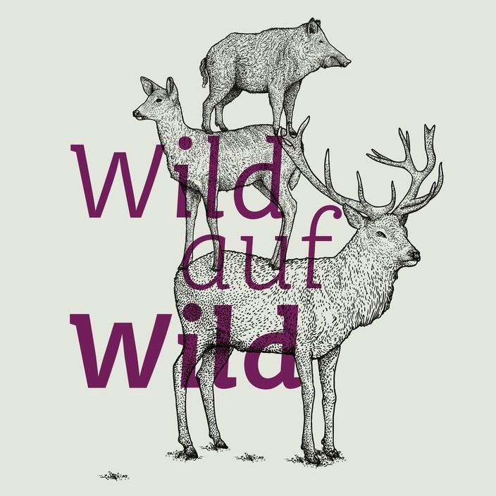 Wild auf Wild