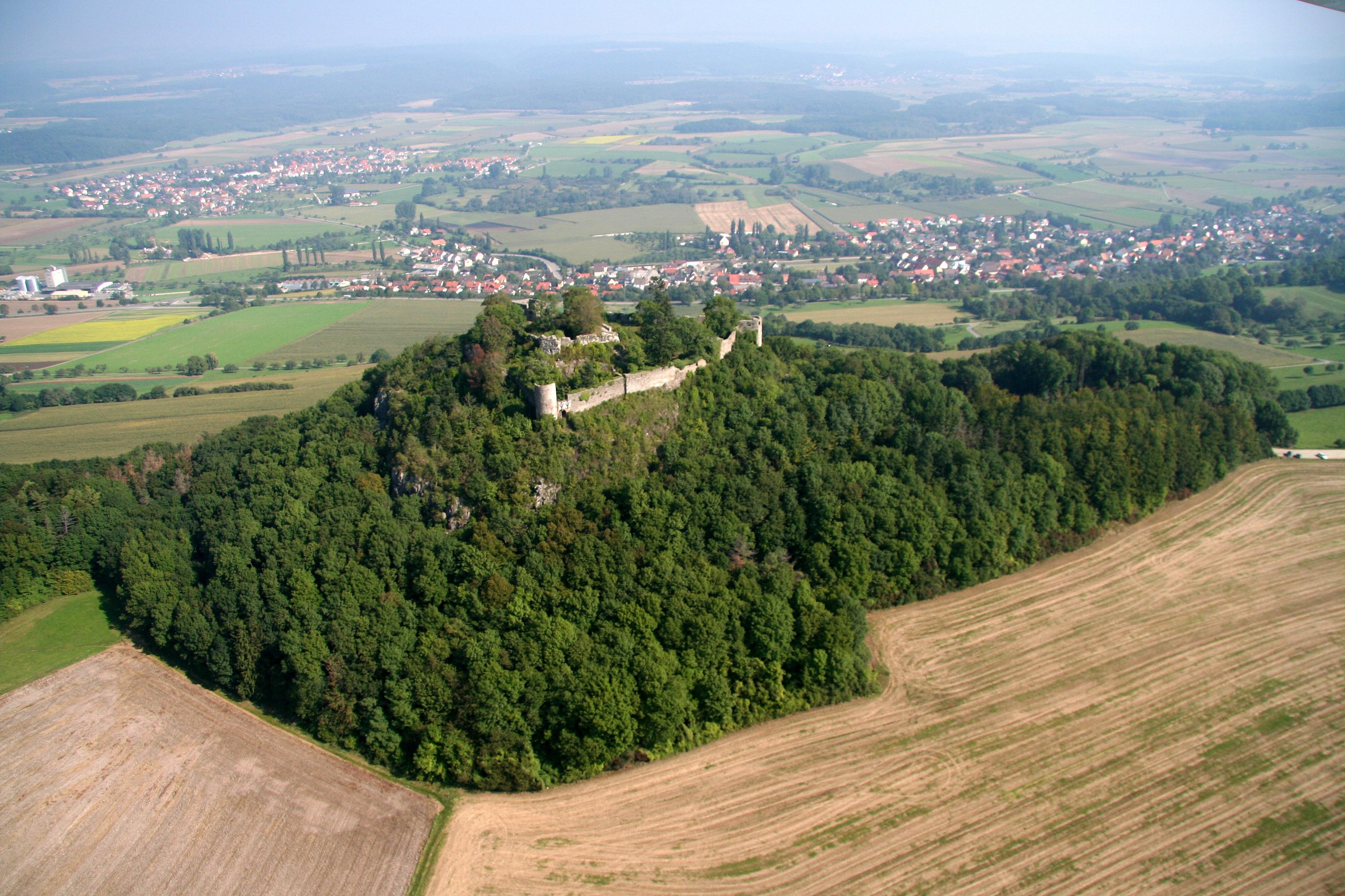 Mägdeberg Mühlhausen-Ehingen