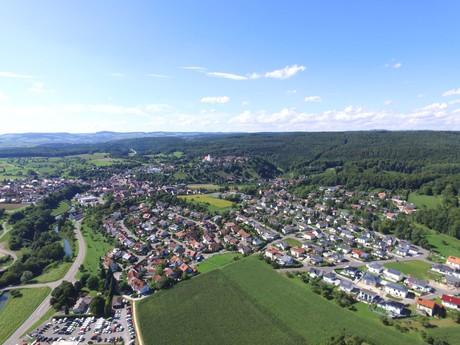 Aach Luftbild