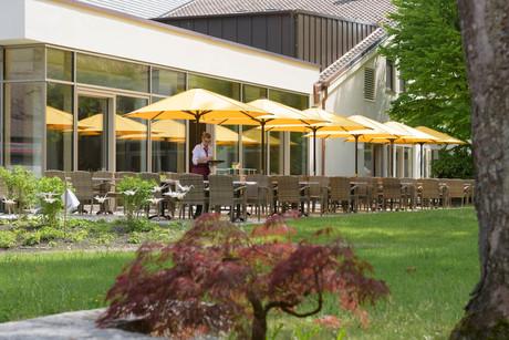 VCH Hotel St. Elisabeht Terasse