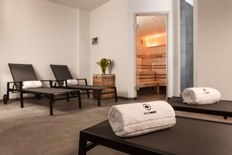 Sauna Hotel Trezor