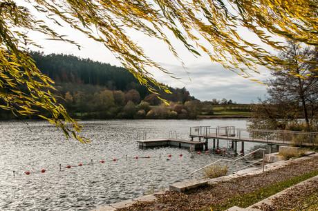 Steißlinger See Wind