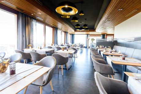 Seehotel Schiff Mannenbach Restaurant