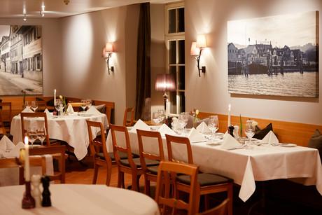 See & Park Hotel Feldbach AG | Restaurant