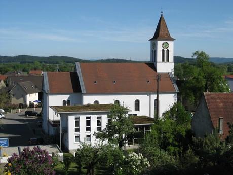 Volkertshausen Kirche