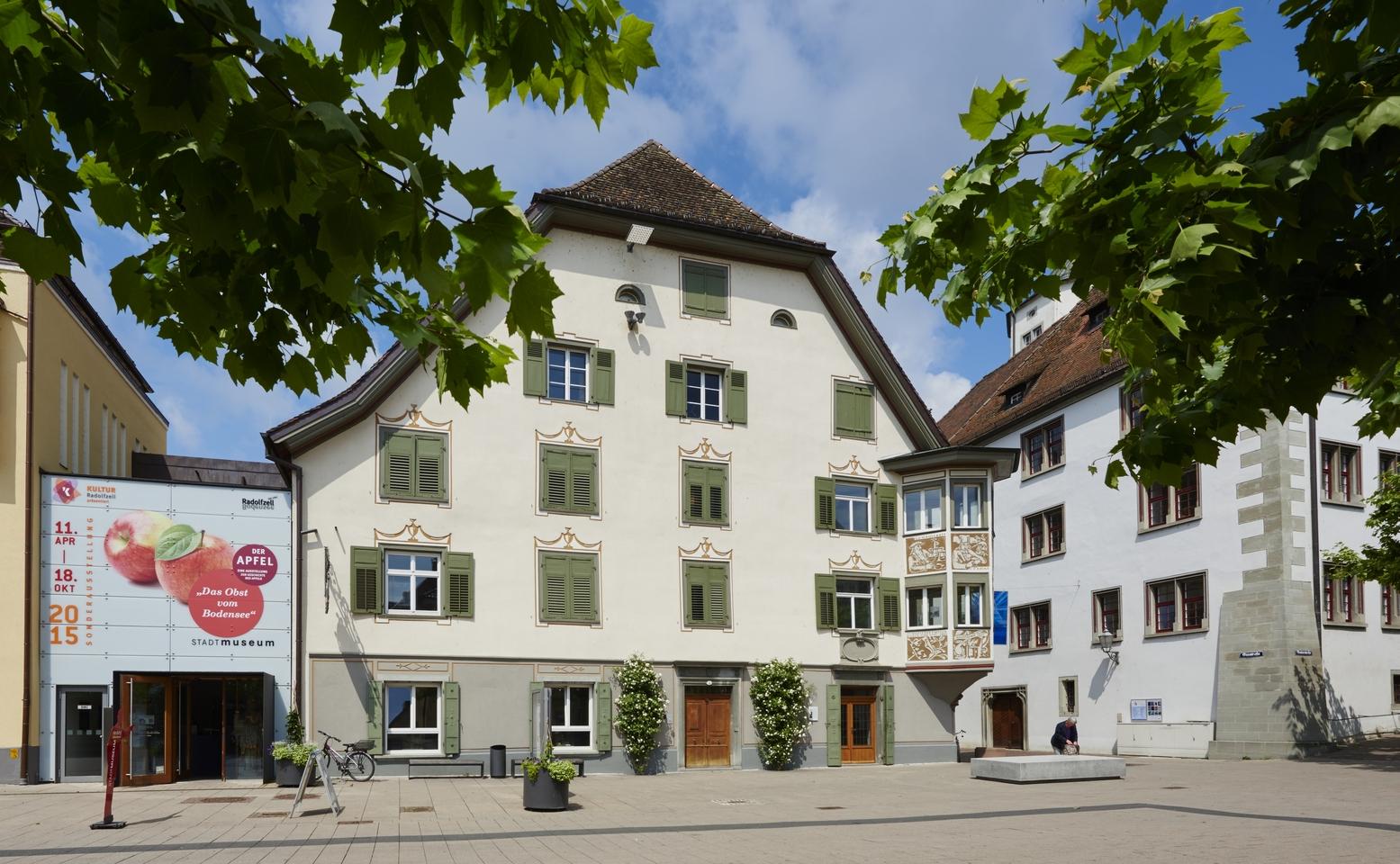 Stadtmuseum Radolfzell in der alten Stadtapotheke