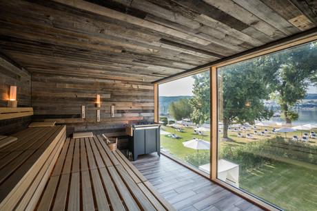 Panorama Sauna Hotel Höri