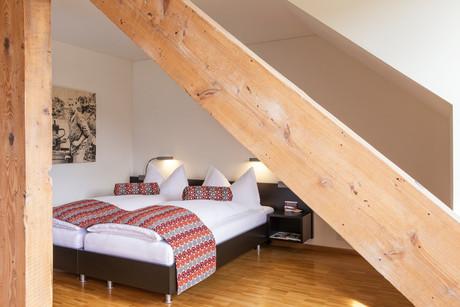Hotel Arenenberg Doppelzimmer