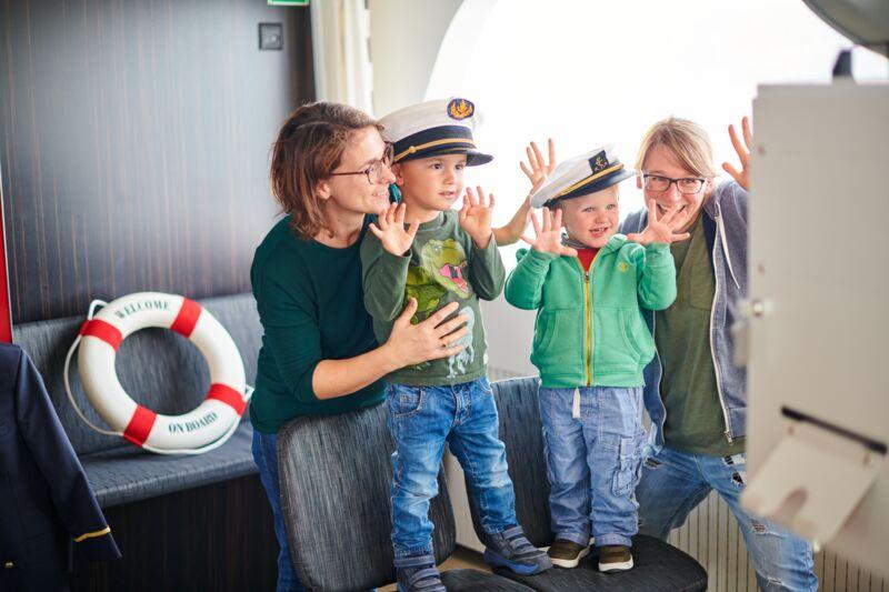 Herbst-Hopping FamilienTag mit Fotobox