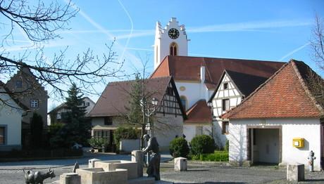 Kirche Aach