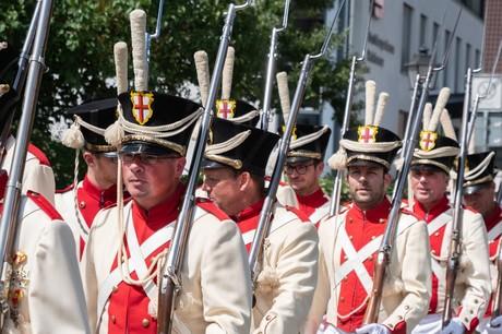 Inselfeiertag_Bürgerwehr Prozession